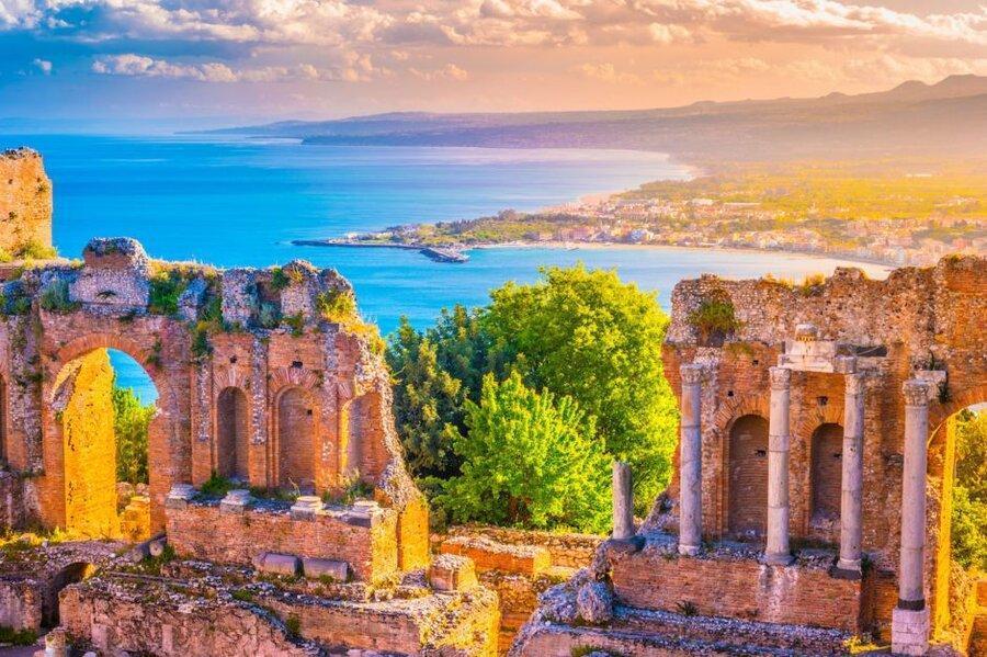 تشویق به سفر برای نجات گردشگری ، پرواز به سیسیل ایتالیا با نصف قیمت