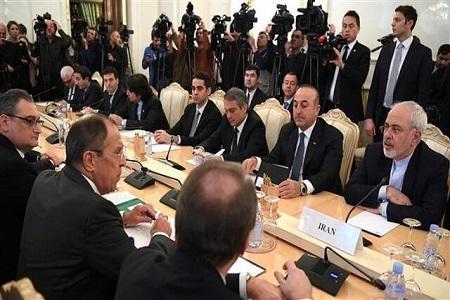 مذاکرات آستانه در سطح وزرای خارجه ایران، روسیه و ترکیه فردا برگزار می گردد