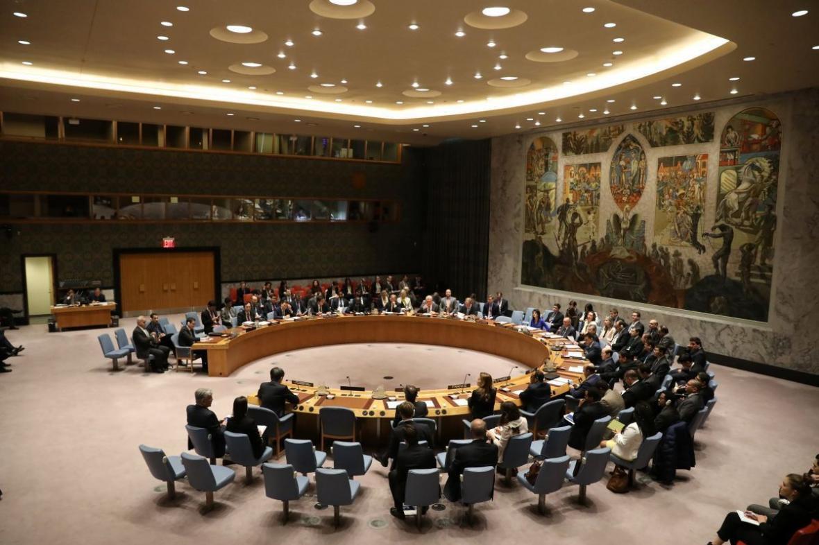 روسیه خواهان آنالیز کودتای آمریکا علیه ونزوئلا در شورای امنیت شد