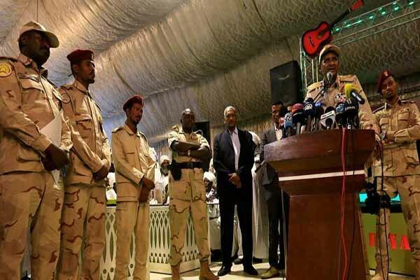 موافقت مقام سودانی با درخواست امارات برای اعزام نیرو به لیبی