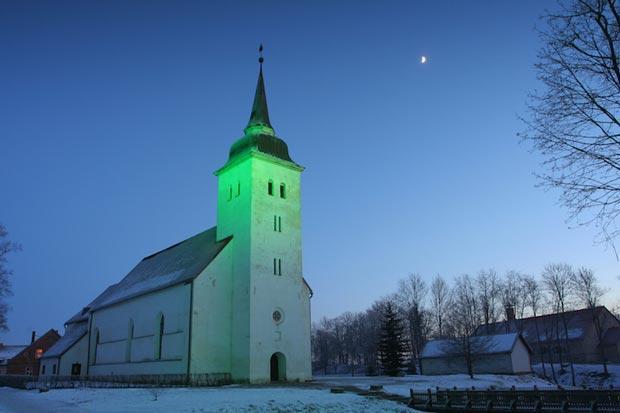 آشنایی با مکان های دیدنی و گردشگری استونی