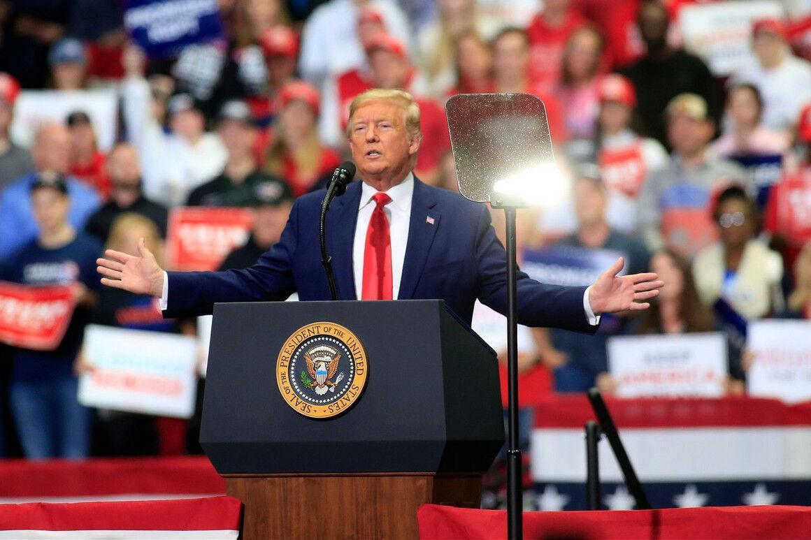 دومین همایش انتخاباتی ترامپ با وجود نقدها فراوان برگزار می گردد