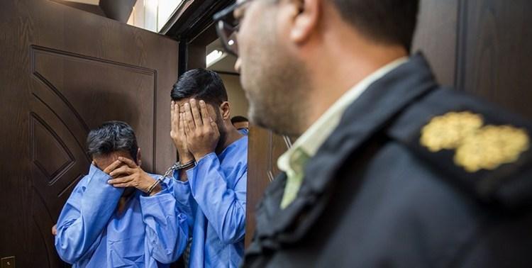 دستگیری عوامل آتش سوزی بوستان نهج البلاغه