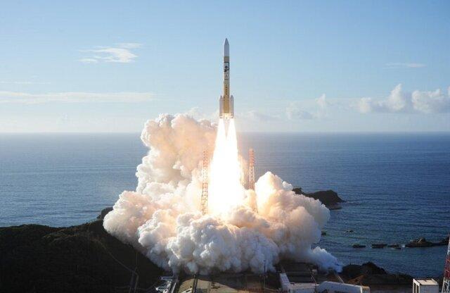 فضاپیمای امارات راهی مریخ شد