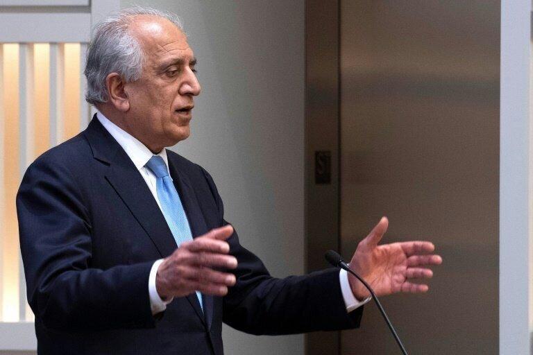 پاسخ سفارت ایران در کابل به ادعای زلمی خلیل زاد