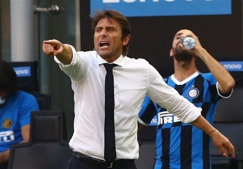 کونته: در جام حذفی مقابل ناپولی حق مان نبود شکست بخوریم، لوکاکو هنوز جای پیشرفت دارد