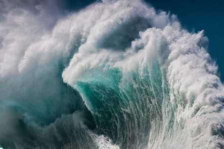 هشدار سازمان هواشناسی نسبت به افزایش طول امواج دریای خزر