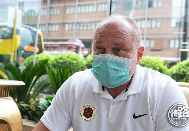 پاتلاینن: امیدوارم سرمربی هنگ کنگ بمانم
