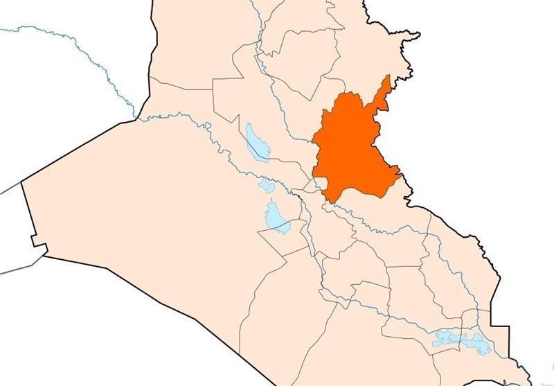 اخبار امنیتی عراق ، تحقق اهداف عملیات حشد شعبی در دیالی علیه تکفیری ها