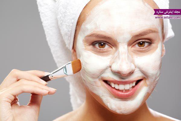معرفی انواع ماسک آبرسان صورت خانگی برای انواع پوست