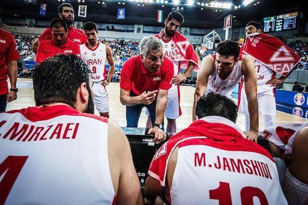 طباطبایی: شاهین طبع تنها گزینه برای راهنمایی تیم ملی بسکتبال بود