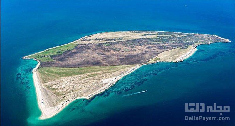 جزیره شیدور؛ جزیره مارو