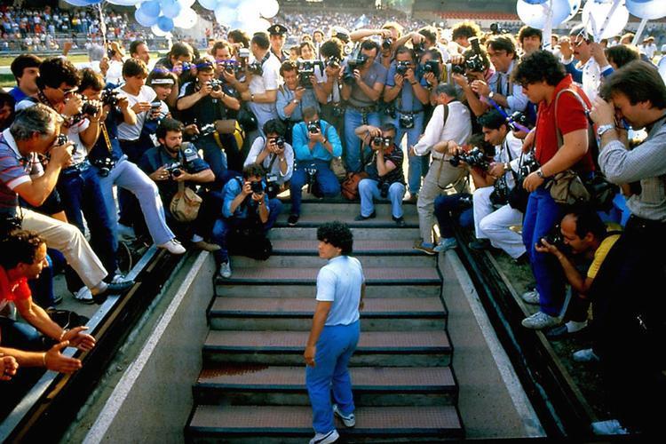 (تصاویر) دیگو مارادونا درگذشت؛ مارادونا از دست خدا تا جنجال در ناپل!