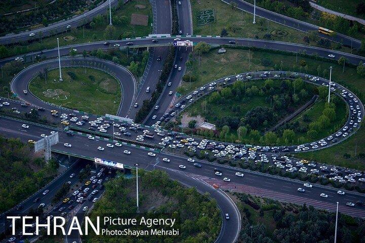 کمک کرونا و اینترنت اشیا به کنترل ترافیک