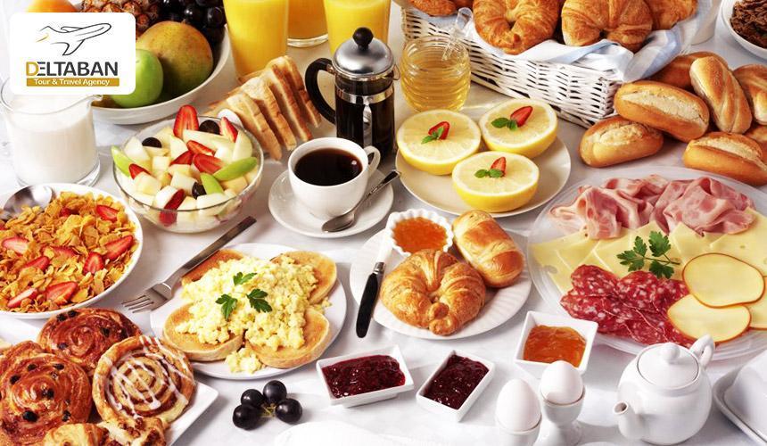 خوشمزه ترین صبحانه ها در جهان