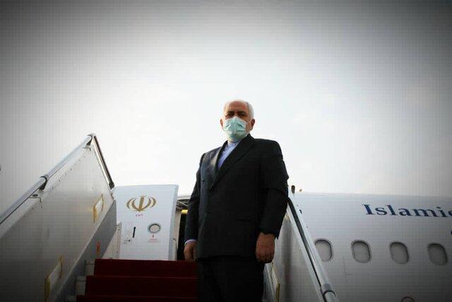 سفر ظریف به روسیه و جمهوری آذربایجان به تعویق افتاد