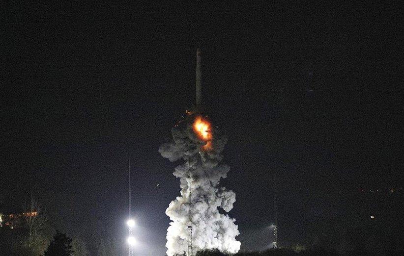 تلسکوپ فضایی شناسایی امواج گرانشی از چین راهی مدار زمین شد