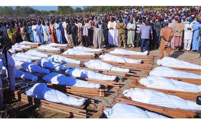 پاپ کشتار کشاورزان به&zwnj دست بوکوحرام در نیجریه را محکوم کرد