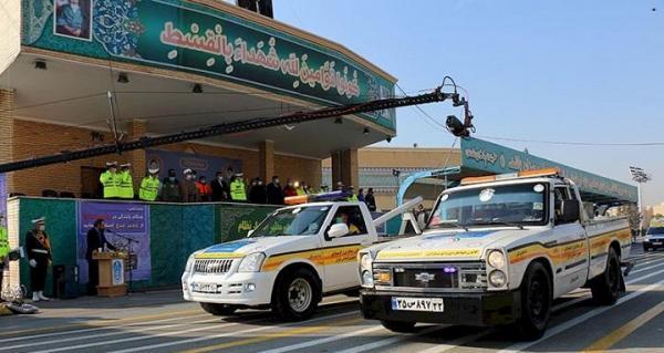 کلوپ خودروهای دودیفرانسیل کانون جهانگردی و اتومبیلرانی به یاری مسافران میآیند