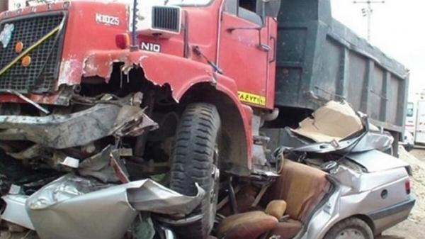 سه کشته و یک مصدوم در جاده طالخونچه - مجلسی