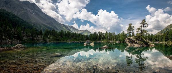 سفر به آمریکا: 10 دریاچه شگفت انگیز در ایالات متحده