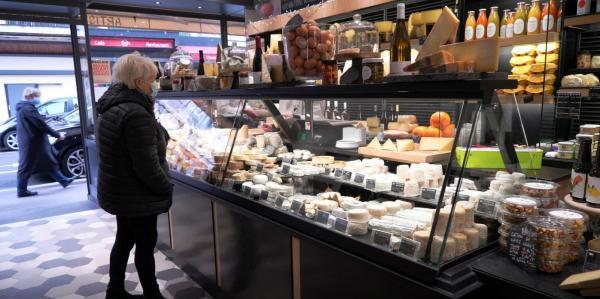 کرونا عامل افزایش مصرف پنیر در فرانسه