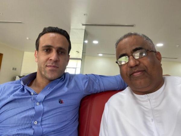 اسطوره محبوب پرسپولیس در باشگاه های اماراتی