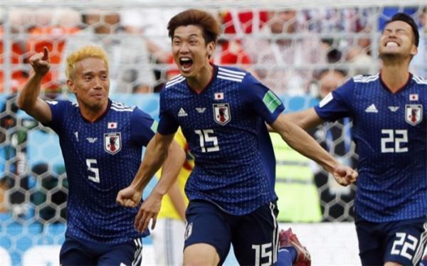 انتخابی جام جهانی؛ ژاپن با جشنواره گل صعود کرد