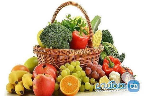 مصرف میوه و سبزیجات موجب افزایش طول عمر می شود