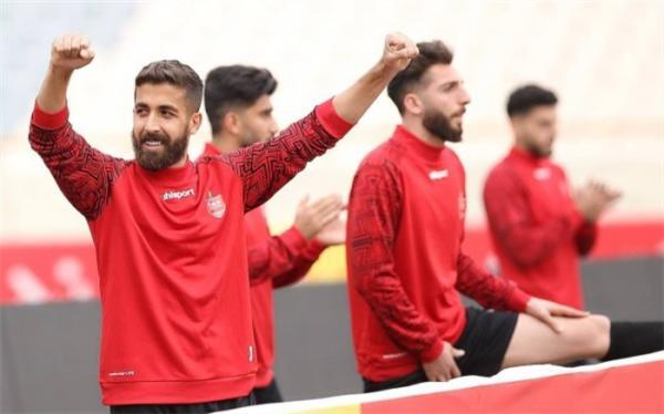 غایب بزرگ پرسپولیس در لیگ قهرمانان آسیا مشخص شد