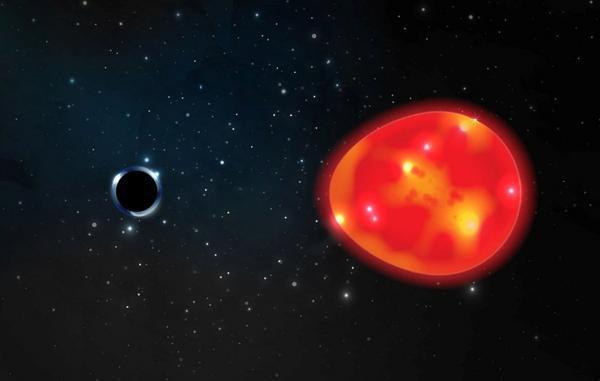 نزدیک ترین سیاهچاله کشف شده به زمین تک شاخ لقب گرفت