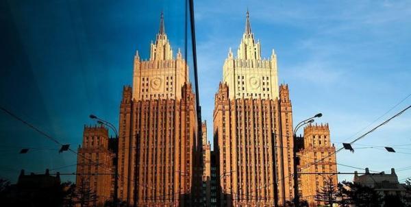 روسیه یک دیپلمات اوکراینی را اخراج کرد