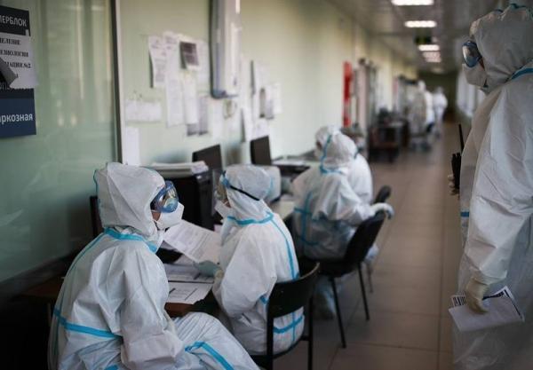 4 میلیون و 480 هزار فرد مبتلا به کرونا در روسیه درمان شده اند