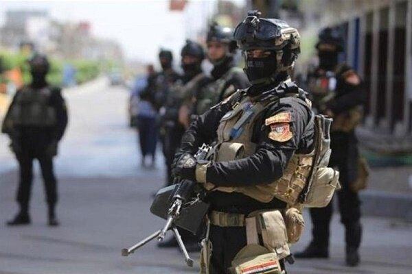 عملیات ضد تروریستی ارتش عراق در حومه بغداد، بازداشت چند تکفیری