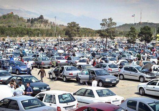 قیمت روز خودروهای لوکس در بازار