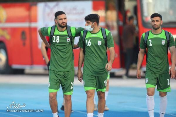 فرمول ترابی برای رسیدن به پیراهن تیم ملی