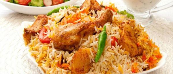 طرز تهیه بریانی هندی با مرغ به همراه فوت و فن ها