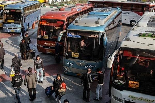افزایش قیمت بلیت اتوبوس، مینی بوس و سواری برون شهری تصویب شد