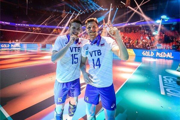 برنامه روز نخست لیگ ملت های والیبال، روسیه مدافع عنوان قهرمانی