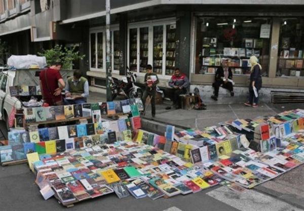 گزارشی از دستفروشان کتاب زیر پوست شهر