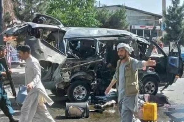 وقوع دو انفجار پیاپی در کابل، 5 نفر کشته شدند