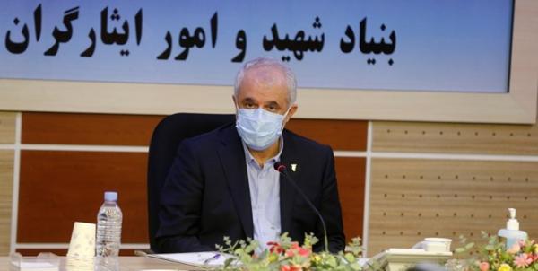رئیس بنیاد شهید: تمامی مصوبات ایثارگران در همین دولت اجرایی می شود
