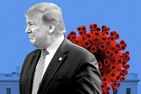 افشای هرج ومرج در کاخ سفید پس از ابتلای ترامپ به کرونا