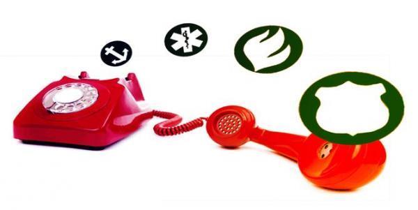 تلفن های ضروری ترکیه، تلفن های اضطراری در سفر به ترکیه