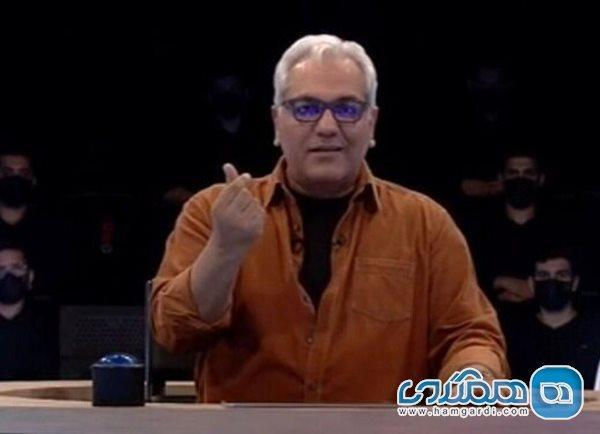 مهران مدیری درباره تغییرات مسابقه دورهمی شرح داد