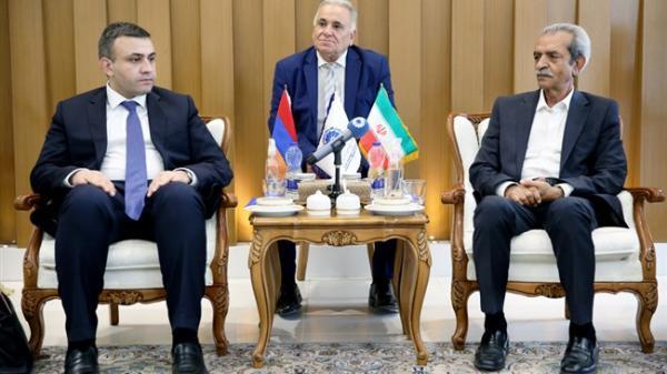 ایران و ارمنستان باید بر سرمایه گذاری مشترک تمرکز نمایند