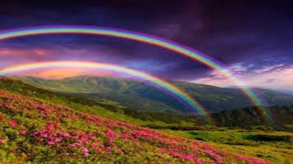 آشنایی با ترتیب رنگ ها در رنگین کمان و معانی شگفت انگیز آن ها