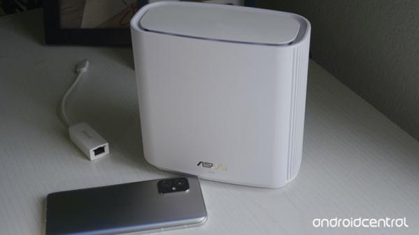 ایسوس ZenWiFi ET8: یک مش وای فای 6E زیبا و جمع وجور
