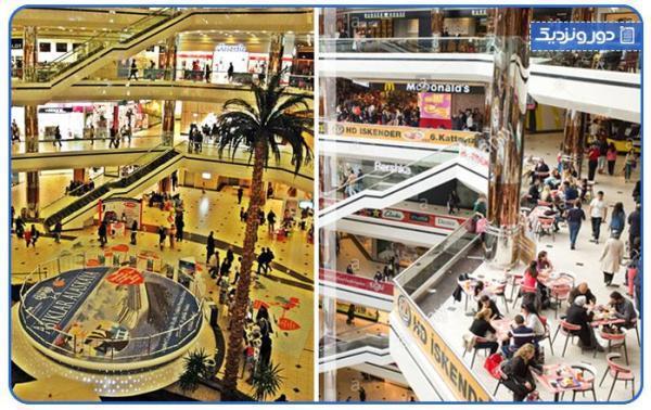تور استانبول: مرکز خرید جواهر استانبول
