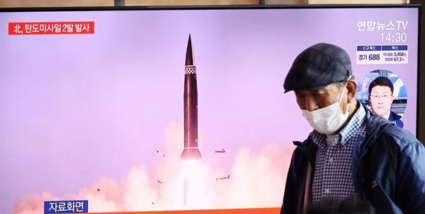واکنش ارتش آمریکا به پرتاب های موشکی نو کره شمالی